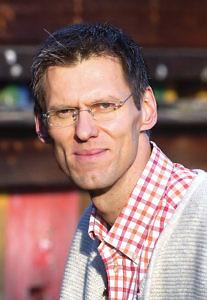 Firmeninhaber Klaus Hoyer