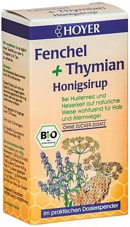 3080_HOYER_Fenchel_Thymian_Honigsirup_ohne_Ökotest